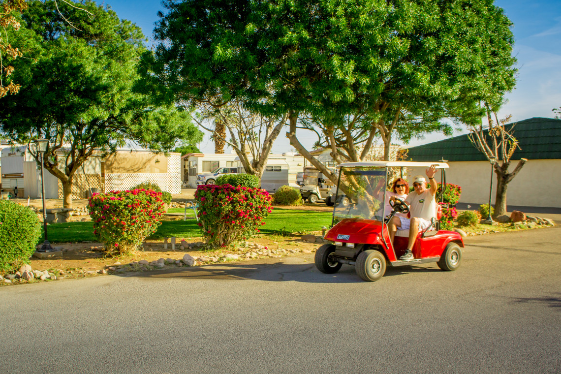 Best Yuma Arizona RV Park