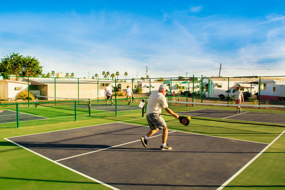 Friendly Acres RV Resort in Yuma, Arizona