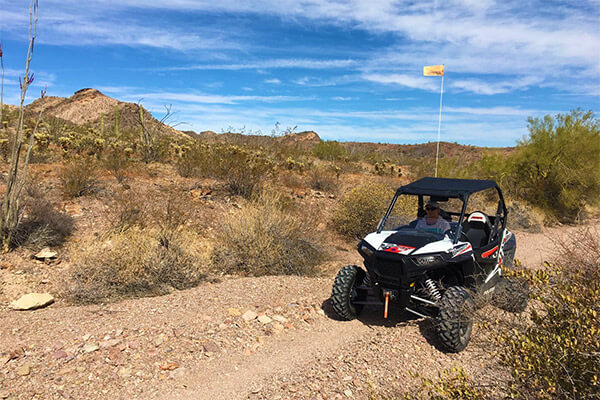 Off Roading in Yuma | Friendly Acres RV Resort