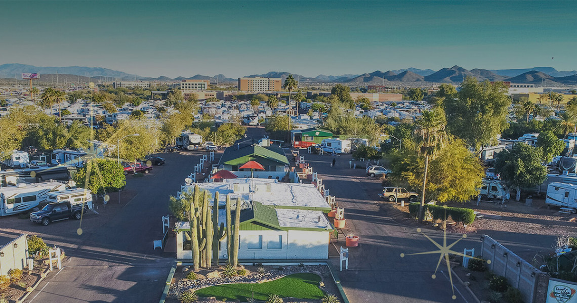 Phoenix RV Resort | RV Park in Phoenix